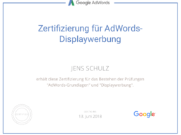 Displaywerbung Onlinemarketing