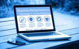 Homepage erstellen lassen Blankenfelde-Mahlow