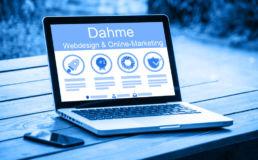 Homepage erstellen lassen Dahme
