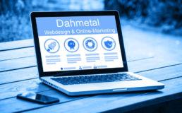 Homepage erstellen lassen Dahmetal
