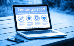 Homepage erstellen lassen Niedergörsdorf