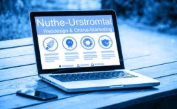 Homepage erstellen lassen Nuthe-Urstromtal