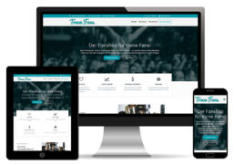 Website erstellen Zossen Fanshop